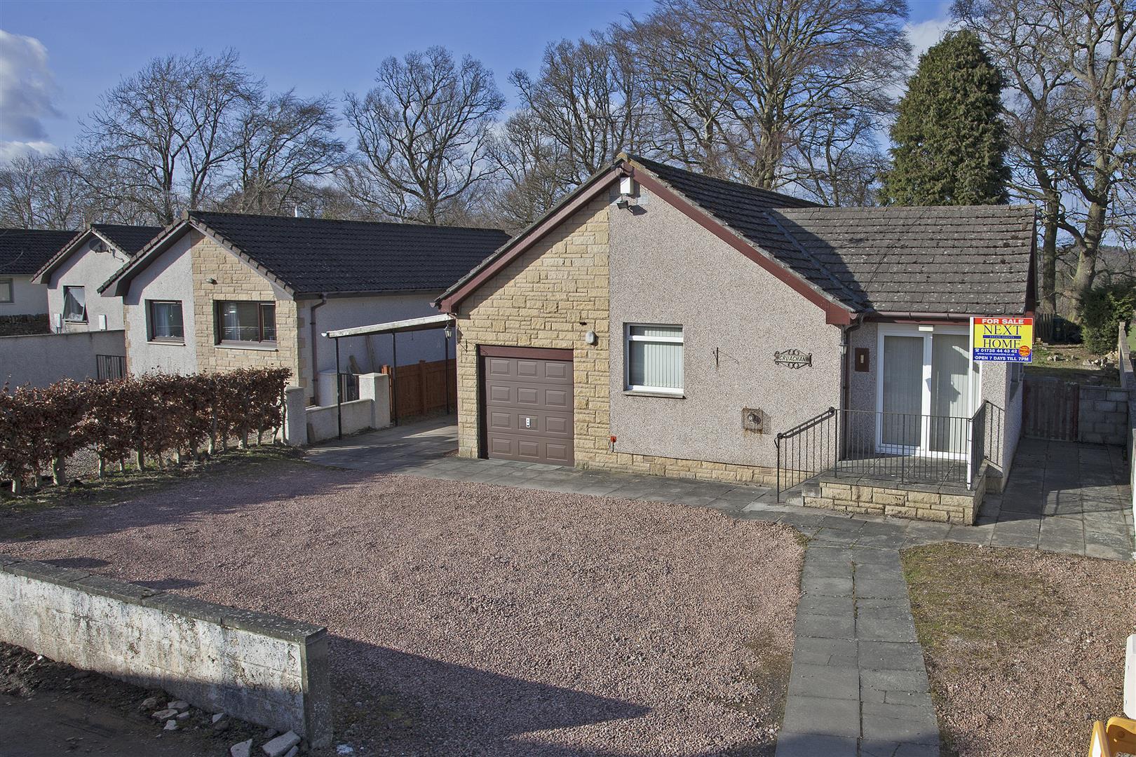Cruachan, West Huntingtower, Perthshire, PH1 3NU, UK